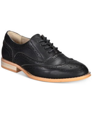Wanted Babe Lace-Up Oxfords...