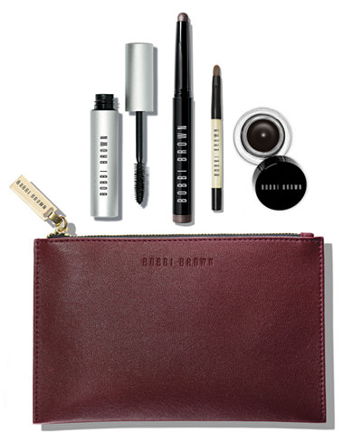 Bobbi Brown 5-Pc. Stand Out Eyes Long-Wear Smokey Eye Set, Created for Macy's