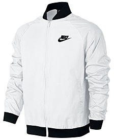 Nike Men's Woven Players Bomber Jacket