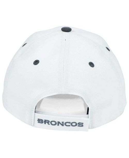 official photos 5a659 7d94f ...  47 Brand Denver Broncos Audible 2-Tone MVP Cap    ...