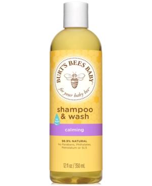 Burt's Bees Baby Shampoo & Wash - Calming, 12-oz.