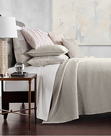 Speckle Quilted Coverlet & Sham Collection, Created for Macy's