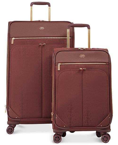 Vince Camuto CLOSEOUT! Ameliah Softside Expandable Spinner Luggage  Collection 8b3b3e2e79008
