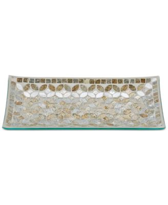 Cape Mosaic Tray, Created for Macy's