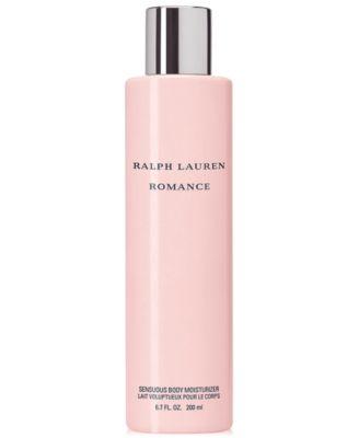 602b667bb Ralph Lauren Romance Sensuous Body Moisturizer