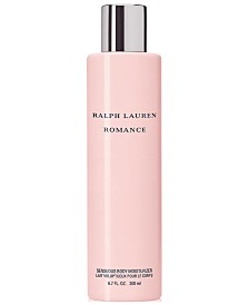 Ralph Lauren Romance Sensuous Body Moisturizer, 6.7 oz.
