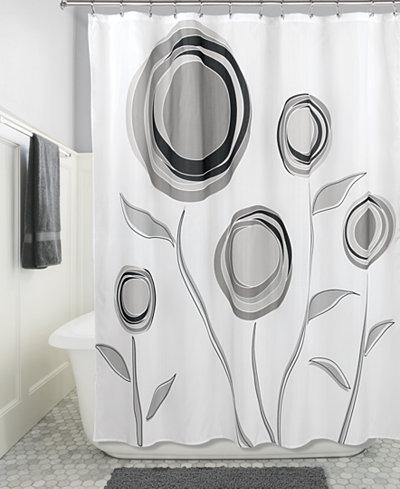 Botanical Marigold 72 X Shower Curtain