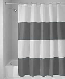 "Zeno Stripe 72"" x 72"" Shower Curtain"