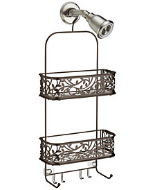 Interdesign Bronze Vine Shower Caddy
