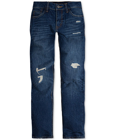 Levi's® 502™ Regular Tapered Fit Jeans, Big Boys