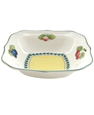 Villeroy  Boch Dinnerware French Garden Square Individual Salad Bowl