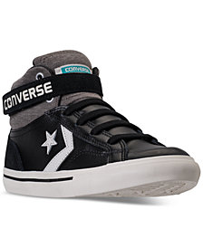 Converse Boys' Pro Blaze Strap Casual Sneakers from Finish Line