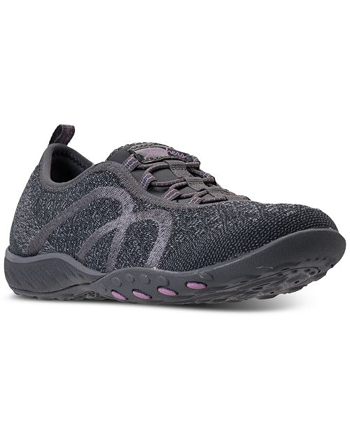 eb55f839bf8d ... Skechers Women s Relaxed Fit  Breathe Easy - Fortuneknit Casual Walking  Sneakers from Finish ...