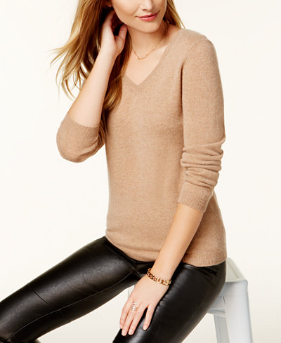 MACYS DOOR BUSTER CASHMERE STARTING AT $39.99!