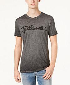 Just Cavalli Men's Graphic-Print T-Shirt