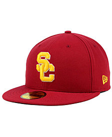 New Era USC Trojans AC 59FIFTY Fitted Cap