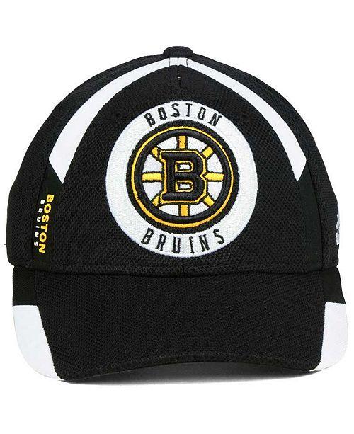separation shoes 008c9 f1423 adidas Boston Bruins Practice Jersey Hook Cap & Reviews ...