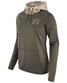 Nike Women's Indianapolis Colts Salute To Service Hoodie