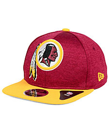 New Era Washington Redskins Heather Huge 9FIFTY Snapback Cap