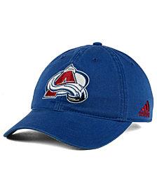 adidas Colorado Avalanche Core Slouch Cap