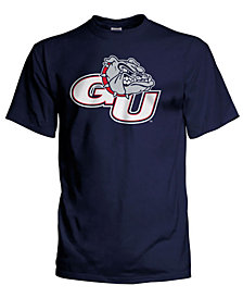 J America Men's Gonzaga Bulldogs Big Logo T-Shirt