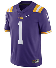 Nike Men's LSU Tigers Limited Football Jersey