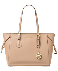 MICHAEL Michael Kors Voyager Medium Multifunction Top-Zip Tote