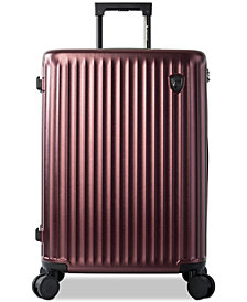 "Heys SmartLuggage® 26"" Hardside Spinner Suitcase, Created for Macy's"
