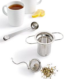 Martha Stewart Collection Coffee & Tea Collection, Created for Macy's