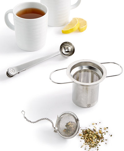 Martha Stewart Collection Coffee & Tea Collection, Created for ...
