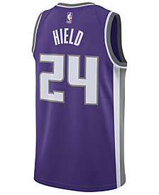 Nike Men's Buddy Hield Sacramento Kings Icon Swingman Jersey