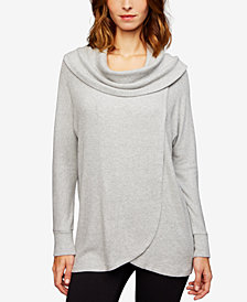 A Pea In The Pod Cowl-Neck Nursing Top