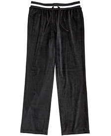 Ideology Velour Pants, Big Girls, Created for Macy's