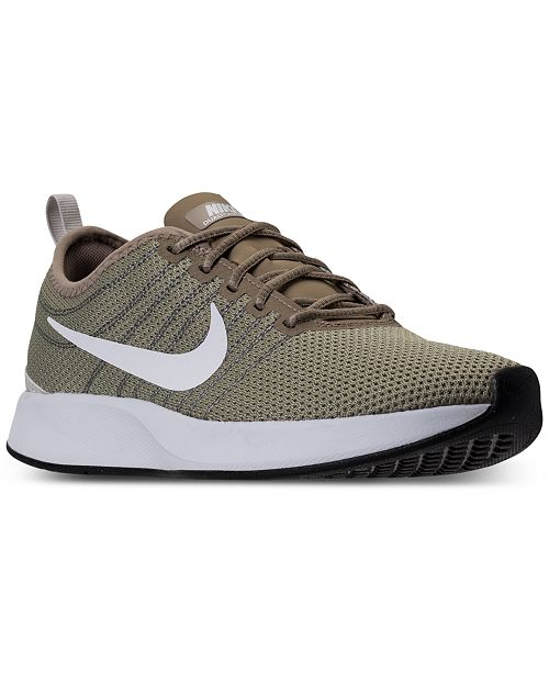 new arrival 7ae9b 7dbf0 ... Nike Women s Dualtone Racer Casual Sneakers from Finish ...
