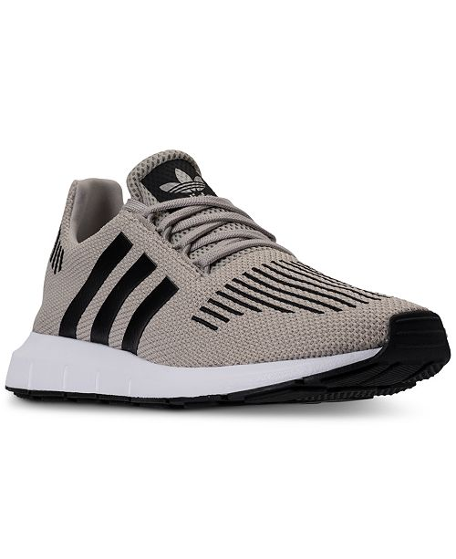 a76aa4211d8 adidas Men s Swift Run Casual Sneakers from Finish Line   Reviews ...