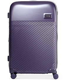 "Lipault Dazzling Plume 28"" Expandable Hardside Spinner Suitcase"