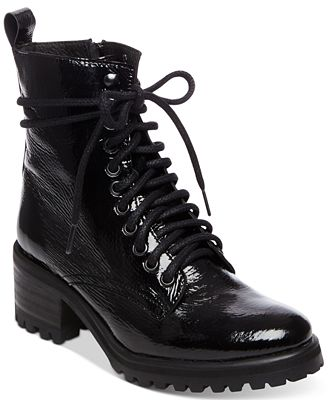 Women's Geneva Combat Boot