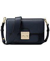 MICHAEL Michael Kors Sloan Editor Leather Shoulder Bag cc50b5f739