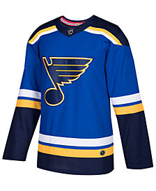 adidas Men's St. Louis Blues Authentic Pro Jersey