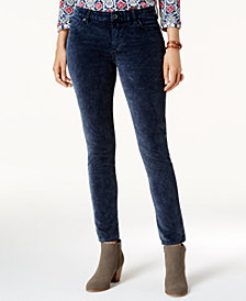 Lucky Brand Brooke Velvet Jeggings