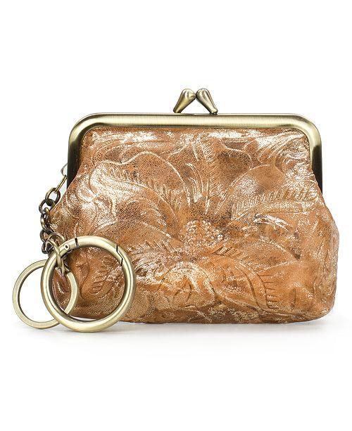 2fcb384fdb1f Patricia Nash Metallic Borse Coin Purse & Reviews - Handbags ...