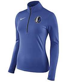 Nike Women's Dallas Mavericks Element Pullover