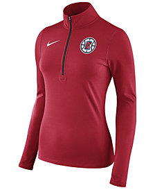 Nike Women's Los Angeles Clippers Element Pullover
