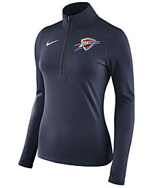 Nike Women's Oklahoma City Thunder Element Pullover