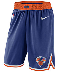 Nike Men's New York Knicks Icon Swingman Shorts
