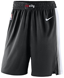 Men's Portland Trail Blazers Icon Swingman Shorts