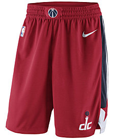 Nike Men's Washington Wizards Icon Swingman Shorts