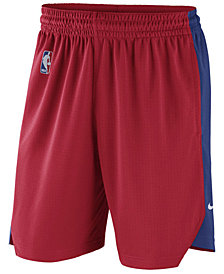 Nike Men's Los Angeles Clippers Practice Shorts