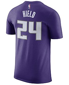 Nike Men's Buddy Hield Sacramento Kings Name & Number Player T-Shirt