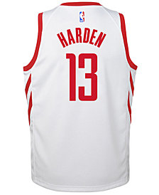 Nike James Harden Houston Rockets Association Swingman Jersey, Big Boys (8-20)